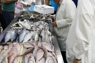 بالصور.. جمبري وأسماك فاسدة بالسوق المركزي في مكة - المواطن