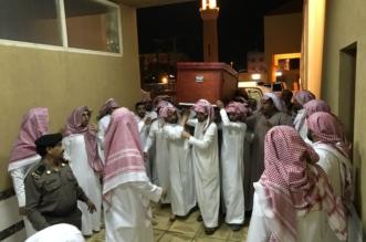 صور مؤثرة من تشييع شهيد الواجب الرقيب عبدالله غريدي في محايل - المواطن