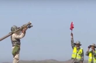 شاهد.. رد فعل جندي مصري أصاب صاروخًا بدقة عالية بقذيفة أرض - جو - المواطن