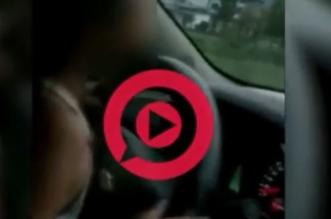 بالفيديو.. طفلة السادسة تقود المركبة ووالدها يصورها وهكذا كانت النهاية - المواطن