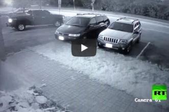 شاهد ما يحدث عند فقدان السيطرة على السيارة الكهربائية - المواطن