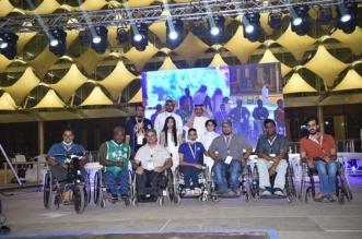 بالصور.. جرب الكرسي فعالية بحضور نجوم ذوي القدرات الفائقة في مكتبة الملك فهد - المواطن