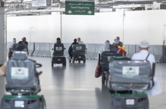 بالصور.. 10 آلاف عربة عادية و700 عربة كهربائية لخدمة حجاج بيت الله الحرام - المواطن
