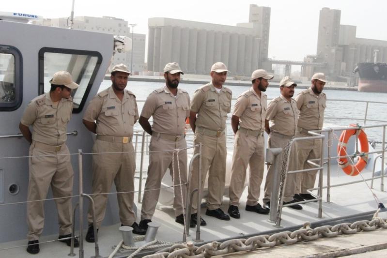 بالفيديو والصور.. زوارق سعودية لحماية الملاحة في البحر الأحمر وتأمين ناقلات النفط
