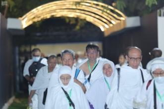 القسم النسائي في مؤسسة مطوفي حجاج الدول العربية ينفذ 9 مهمات - المواطن