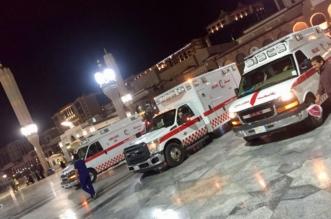 أكثر من 50 فرقة إسعافية باشرت صلاة عيد الأضحى بالمدينة المنورة - المواطن