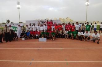 بالصور.. اختتام سباق اختراق الضاحية بجامعة الملك خالد - المواطن