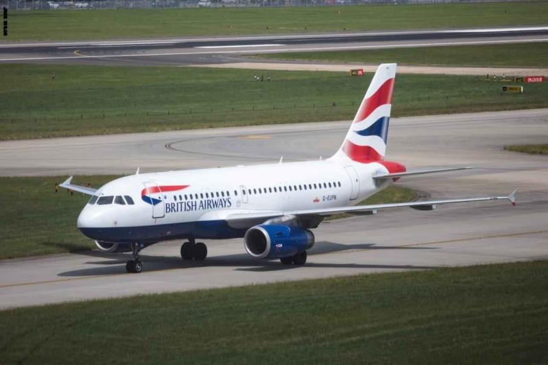 الخطوط الجوية البريطانية تعلق رحلاتها إلى إيران