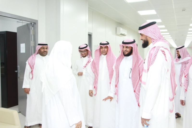 الجلعود يطالب منسوبي أحوال مكة بتقديم أرقى الخدمات للحجيج