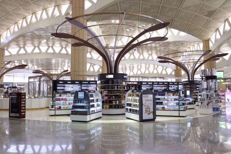 مطار الملك خالد الدولي يعلن موعد استئناف أولى رحلاته الداخلية