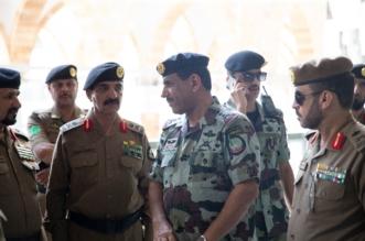 بالصور.. الفريق أول الحربي يقف على استعدادات استقبال ضيوف الرحمن في الحرم المكي - المواطن