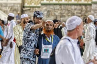 """بالصور.. بعثة """"المواطن"""" توثق المحاور الأمنية والتنظيمية والإنسانية لخدمة ضيوف الرحمن - المواطن"""