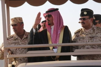 وزير الحرس الوطني يتفقد قوات الحرس في المشاعر - المواطن