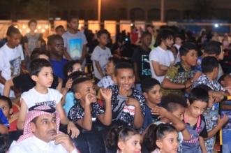 فعاليات شعبية وترفيهية في أبها بمناسبة عيد الفطر - المواطن