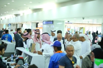 لأول مرة في تاريخها.. السعودية تُشغل 711 رحلة غدًا لإعادة الحجاج - المواطن