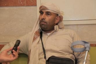 حاج ناجٍ من قذيفة حوثية: استشهد عمّي وأصبت بجروح خطيرة وهذه قصّتي - المواطن