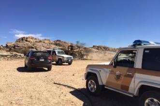 بالصور.. وقف سرقة الرمال في 4 مواقع حكومية واستعادة ١٨.٠٠٠م٢ بأحد رفيدة - المواطن