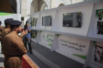 سلامة .. شعار مركز التوعية الوقائية بعدة لغات في الحرم المكي - المواطن