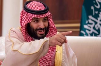 أمير الكويت يستقبل محمد بن سلمان