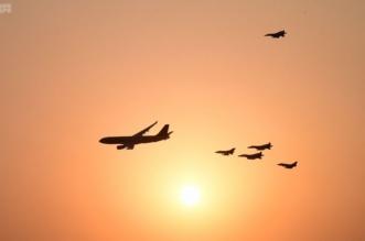 مشاهد مميزة في ختام عروض القوات الجوية بالشرقية - المواطن