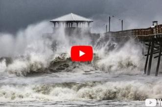 إعصار فلورنس يقطع الكهرباء عن 150 ألف شخص ويواصل الزحف نحو كارولينا - المواطن