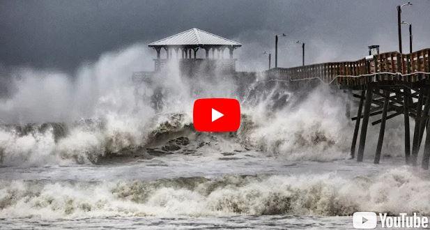 32 قتيلًا حصيلة إعصار فلورنس والخسائر المادية تتعدى 22 مليار دولار