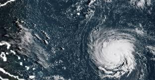 إعصار فلورنس يجبر 1.7 مليون أمريكي على مغادرة منازلهم - المواطن
