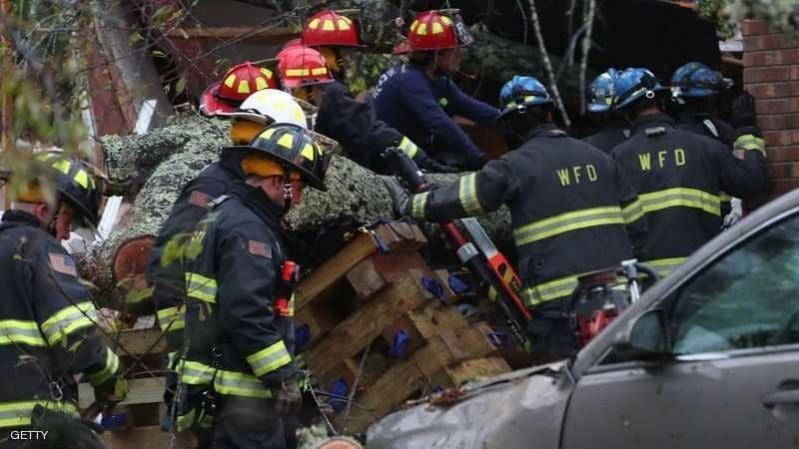 ارتفاع حصيلة ضحايا إعصار فلورنس إلى 31 قتيلاً