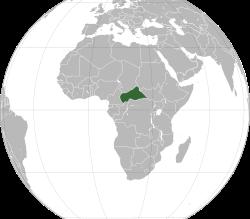 جمهورية إفريقيا الوسطى - المواطن