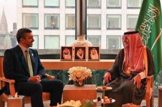 الجبير يبحث مع نظيره الإماراتي أبرز المستجدات إقليمياً ودولياً - المواطن