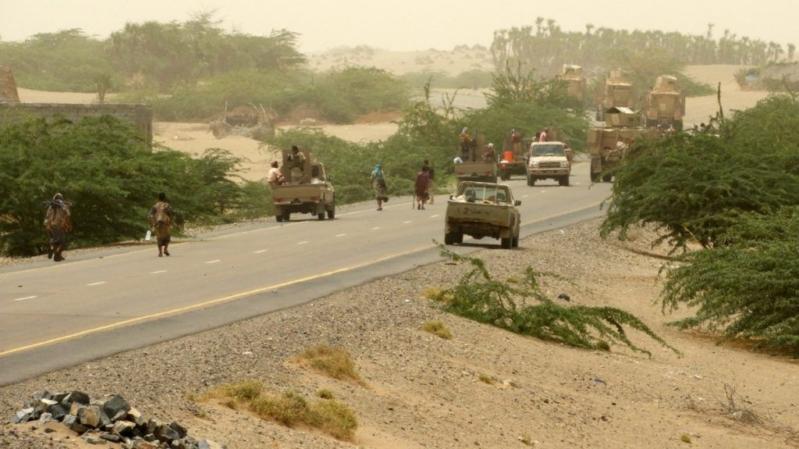 ميليشيا الحوثي ترفض طلب الشرعية بالانسحاب من الحديدة
