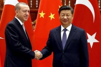 الرئيس الصيني وأردوغان