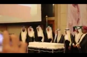 شاهد.. النشيدان الوطنيان يعكسان المحبة بين المملكة والكويت - المواطن