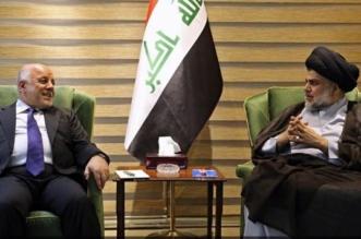 العبادي يواجه المالكي مستعينًا بـ الصدر وأزمة ترفع أولى جلسات البرلمان العراقي - المواطن