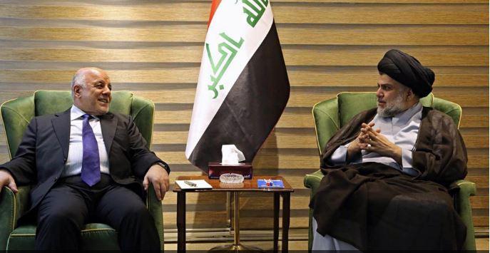 العبادي يواجه المالكي مستعينًا بـ الصدر وأزمة ترفع أولى جلسات البرلمان العراقي