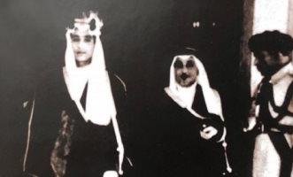 صورة نادرة للملك سلمان أثناء زيارة رسمية إلى مصر عام 1951 - المواطن