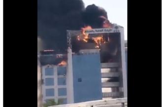 لجنة عاجلة للتحقيق في حريق النيابة العامة في الدمام - المواطن