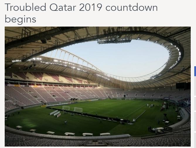 قطر تورط نفسها مجددًا.. المنافسات بعد منتصف الليل !