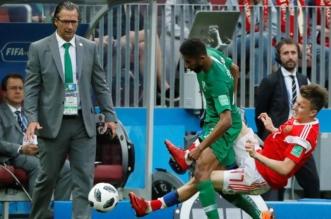 بيتزي مدرب المنتخب السعودي