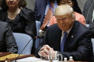 ترامب يتوعد إيران والمتواطئين معها - المواطن