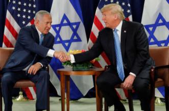 ترامب: صفقة القرن خلال 3 أشهر ونقف بجانب إسرائيل مائة بالمائة - المواطن