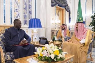 الملك يتسلم رسالة خطية من رئيس جمهورية جامبيا - المواطن