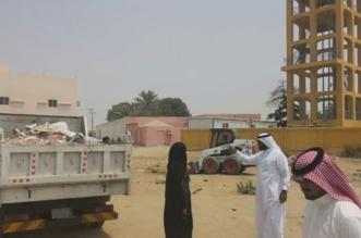 رئيسة بلدية ذهبان شذى المهنا تستهدف النظافة في أولى جولاتها - المواطن