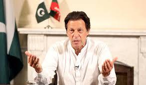 رئيس الحكومة الباكستانية عمران خان