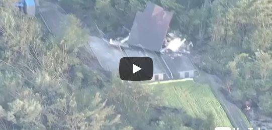 شاهد.. 44 قتيلًا الحصيلة النهائية لضحايا زلزال اليابان