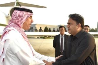 عواد العواد الوزير الدبلوماسي .. تفاصيل مهمة الـ48 ساعة في باكستان - المواطن