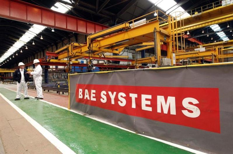 وظائف شاغرة لدى شركة BAE SYSTEMS بالظهران والطائف