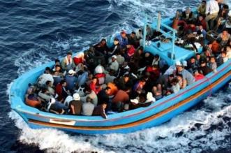 غرق قرابة 100 مهاجر بينهم أطفال ونساء قبالة ساحل ليبيا - المواطن