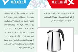 هل يؤثر تكرار غلي الماء على الصحة؟ - المواطن