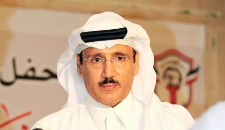 آل الشيخ يعتمد تشكيل إدارة نادي الرائد